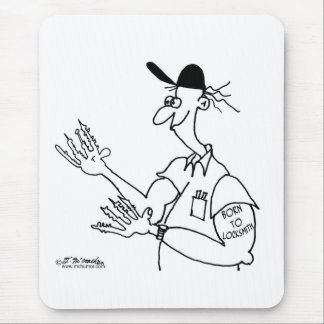 Born to Locksmith Mouse Mat