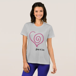 Born to Love Graphic T-shirt
