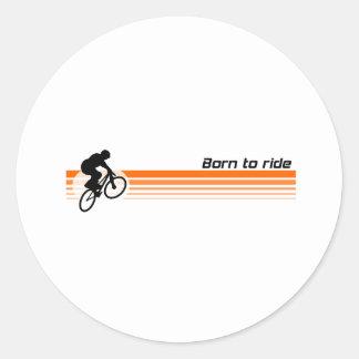 Born to ride - BMX Stickers
