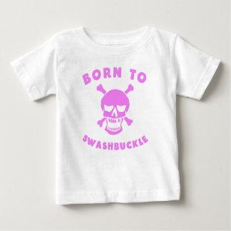 Born To Swashbuckle Tshirts