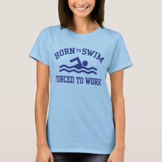 Born To Swim T-Shirt