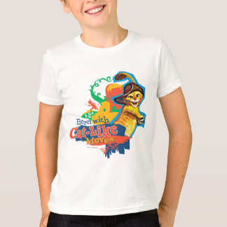 Born With Cat-Like Moves T-Shirt