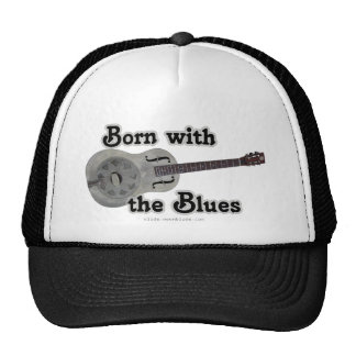 Born With The Blues Cap