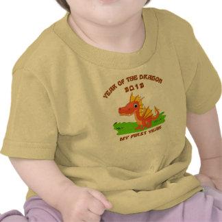 Born Year of The Dragon 2012 Baby T-Shirt T-shirts
