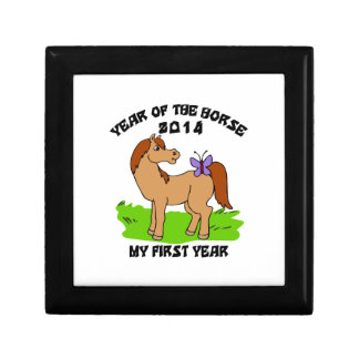 Born Year of The Horse 2014 Baby Gift Box