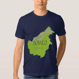 Borneo Island Tshirts