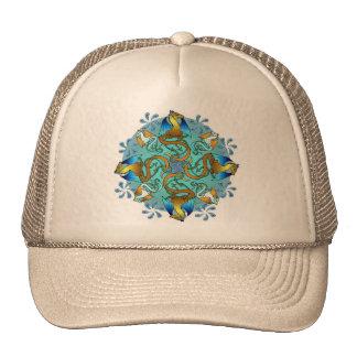Bornholm Blues Cap Hats