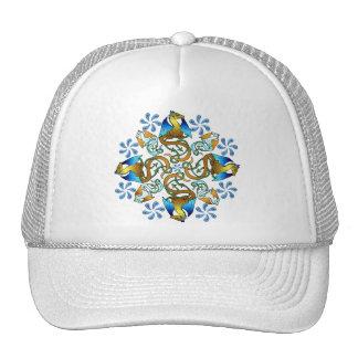 Bornholm Blues Cap Trucker Hat