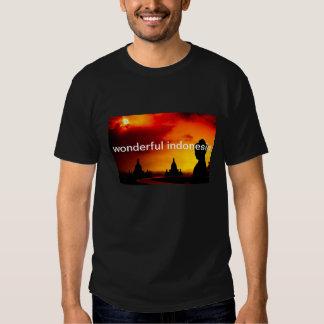 borobudur temple t shirt