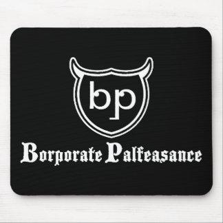 Borporate Palfeasance Mousepad