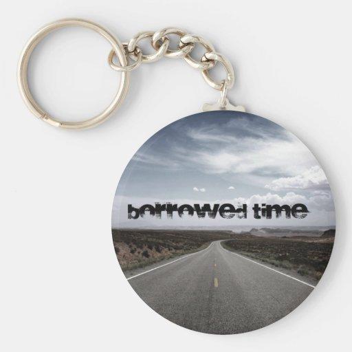 Borrowed Time Swag Key Chains