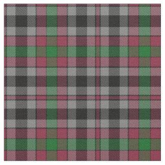 Borthwick Clan Tartan Fabric