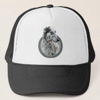 Borzoi 001 trucker hat