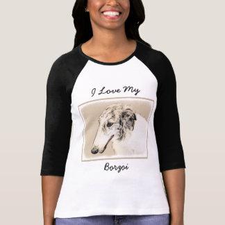 Borzoi 2 T-Shirt