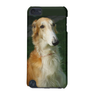 Borzoi dog photo ipod touch 4G case iPod Touch 5G Case