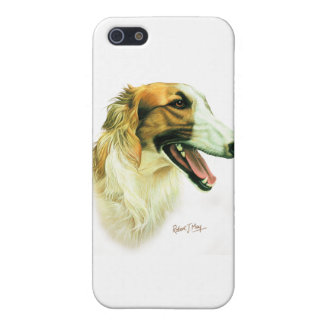 Borzoi iPhone 5/5S Case