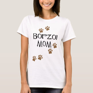 Borzoi Mom T-Shirt