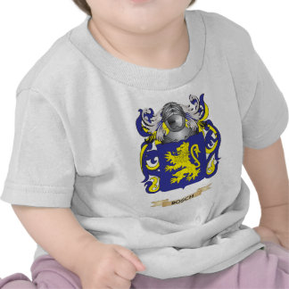 Bosch Coat of Arms (Family Crest) T-shirt