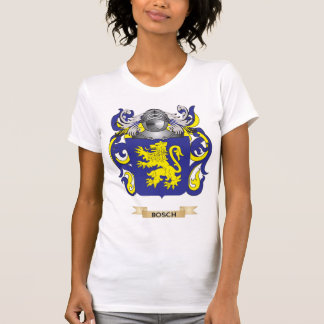 Bosch Coat of Arms (Family Crest) Shirts