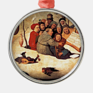 Bosch: The Concert in the Egg Christmas Ornament
