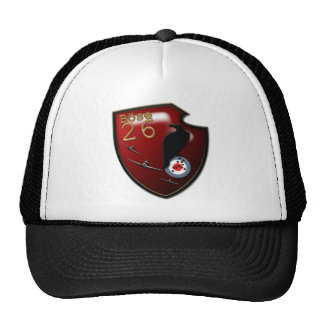 Bose Geschwader 26 Emblem Trucker Hats