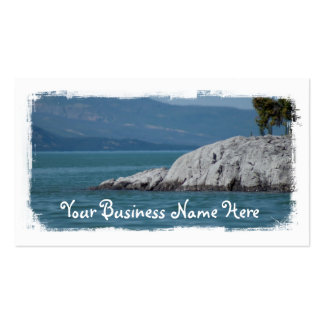 BOSHO Boreal Shore Business Cards