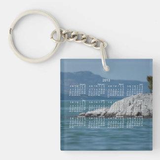 BOSHO Boreal Shore Acrylic Keychains