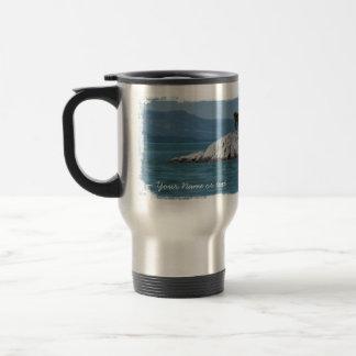 BOSHO Boreal Shore Stainless Steel Travel Mug