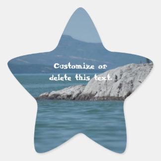 BOSHO Boreal Shore Star Sticker