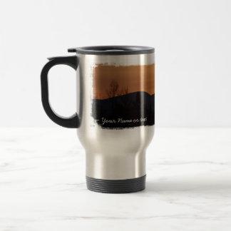 BOSI Boreal Silhouette Stainless Steel Travel Mug