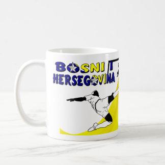 Bosni i Hersegovina Basic White Mug