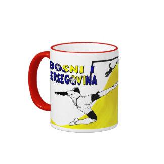 Bosni i Hersegovina Coffee Mugs
