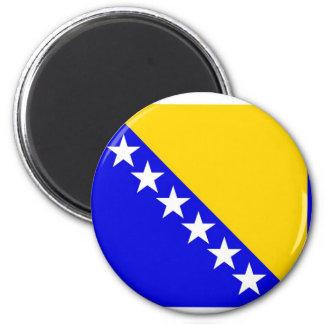 Bosnia and Herzegovina 6 Cm Round Magnet