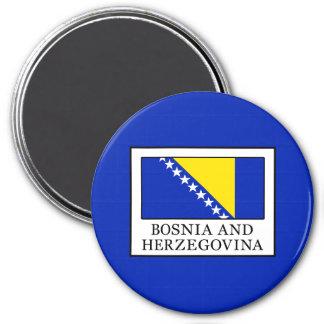 Bosnia and Herzegovina 7.5 Cm Round Magnet