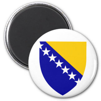 Bosnia and Herzegovina Coat of Arms Magnet