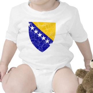 Bosnia And Herzegovina Coat Of Arms Bodysuit