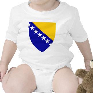 Bosnia And Herzegovina Coat Of Arms Tshirts