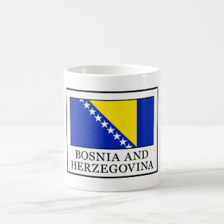 Bosnia and Herzegovina Coffee Mug