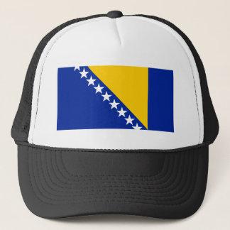 Bosnia and Herzegovina Flag BA Trucker Hat