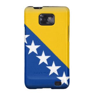 Bosnia and Herzegovina Flag Galaxy S2 Cover