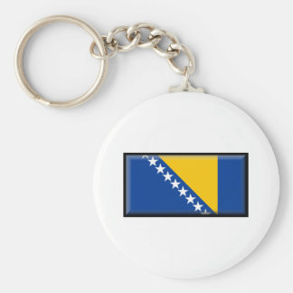 Bosnia and Herzegovina Flag Key Chains