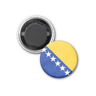 Bosnia and Herzegovina 3 Cm Round Magnet