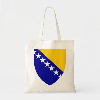 Bosnia and Herzegovina Budget Tote Bag