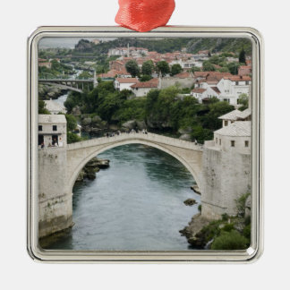 Bosnia-Hercegovina - Mostar. The Old Bridge Christmas Ornament
