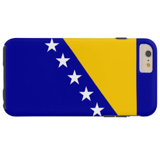 Bosnia - Herzegovina Tough iPhone 6 Plus Case