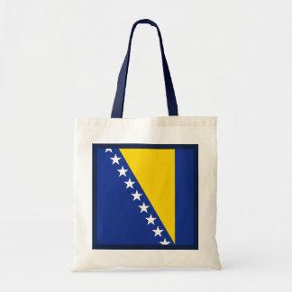 Bosnia Herzegovina Flag Bag