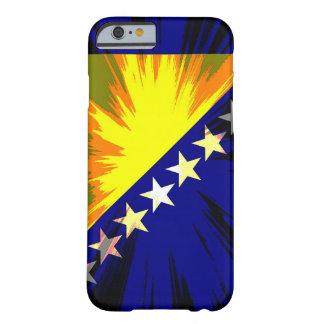 Bosnia Herzegovina Flag Barely There iPhone 6 Case