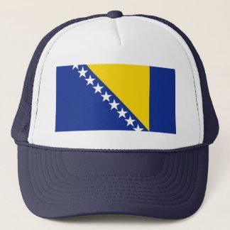 Bosnia Herzegovina Flag Hat
