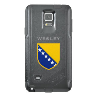 Bosnia Herzegovina Flag OtterBox Samsung Note 4 Case