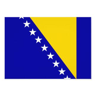 Bosnia Herzegovina Invitation
